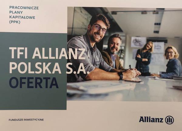 Pracownicze Plany Kapitałowe Gorzów to możliwość długoterminowego gromadzenia kapitału dzięki firmie Allianz.